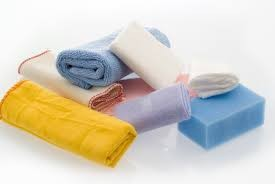 Cleaning Cloths & Scourers